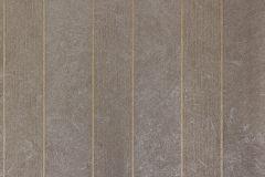56831 cikkszámú tapéta.Barokk-klasszikus,csíkos,arany,barna,lemosható,illesztés mentes,vlies tapéta