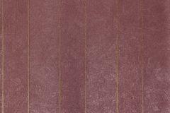 56848 cikkszámú tapéta.Barokk-klasszikus,csíkos,arany,piros-bordó,lemosható,illesztés mentes,vlies tapéta