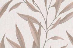 32203 cikkszámú tapéta.Természeti mintás,textilmintás,bézs-drapp,bronz,súrolható,vlies tapéta