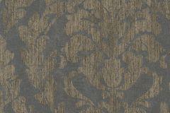 58037 cikkszámú tapéta.Barokk-klasszikus,barna,szürke,lemosható,vlies tapéta