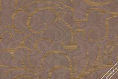 56026 cikkszámú tapéta.Absztrakt,geometriai mintás,különleges motívumos,arany,barna,lila,lemosható,vlies  tapéta