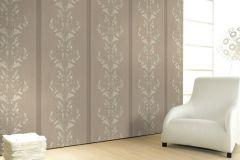 58254 cikkszámú tapéta.Barokk-klasszikus,barna,bézs-drapp,lemosható,illesztés mentes,vlies tapéta