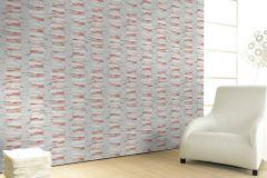 31225 cikkszámú tapéta.Absztrakt,különleges felületű,barna,pink-rózsaszín,piros-bordó,lemosható,vlies tapéta