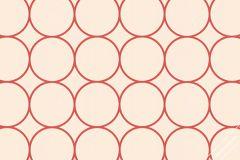 59723 cikkszámú tapéta.Geometriai mintás,különleges felületű,különleges motívumos,retro,pink-rózsaszín,piros-bordó,lemosható,vlies tapéta