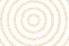 59730 cikkszámú tapéta.Geometriai mintás,különleges felületű,különleges motívumos,retro,fehér,pink-rózsaszín,lemosható,vlies tapéta
