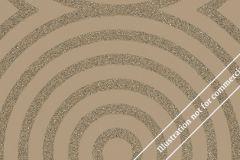 59731 cikkszámú tapéta.Geometriai mintás,különleges felületű,különleges motívumos,retro,bronz,zöld,lemosható,vlies tapéta