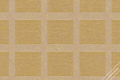 59733 cikkszámú tapéta.Geometriai mintás,különleges felületű,különleges motívumos,retro,arany,bézs-drapp,lemosható,vlies tapéta
