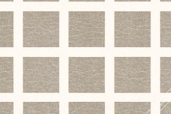 59735 cikkszámú tapéta.Geometriai mintás,különleges felületű,különleges motívumos,retro,ezüst,fehér,szürke,lemosható,vlies tapéta