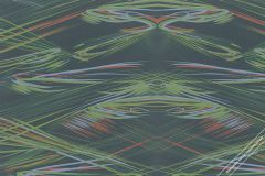 58301 cikkszámú tapéta.Absztrakt,különleges felületű,kék,lila,narancs-terrakotta,zöld,lemosható,vlies tapéta