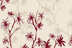DM201-2 cikkszámú tapéta.Retro,természeti mintás,fa hatású-fa mintás,különleges motívumos,rajzolt,szürke,piros-bordó,barna,bézs-drapp,gyengén mosható,vlies poszter, fotótapéta