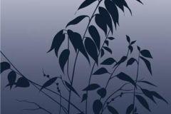 DM208-1 cikkszámú tapéta.Fa hatású-fa mintás,különleges motívumos,rajzolt,retro,természeti mintás,fekete,kék,lila,szürke,gyengén mosható,vlies poszter, fotótapéta