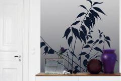 DM208-1 cikkszámú tapéta.Természeti mintás,fa hatású-fa mintás,különleges motívumos,rajzolt,szürke,fekete,kék,lila,gyengén mosható,vlies poszter, fotótapéta