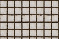 E023201-8 cikkszámú tapéta.Fa hatású-fa mintás,geometriai mintás,kockás,konyha-fürdőszobai,retro,barna,bézs-drapp,szürke,vajszínű,gyengén mosható,vlies poszter, fotótapéta