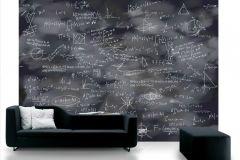 p130101-8 cikkszámú tapéta.Feliratos-számos,fotórealisztikus,geometriai mintás,rajzolt,retro,fehér,fekete,gyengén mosható,vlies poszter, fotótapéta