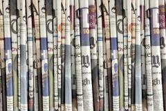 p130802-9 cikkszámú tapéta.3d hatású,feliratos-számos,különleges motívumos,retro,fehér,fekete,lila,narancs-terrakotta,gyengén mosható,vlies poszter, fotótapéta