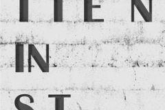 p131401-4 cikkszámú tapéta.Feliratos-számos,kőhatású-kőmintás,rajzolt,retro,fekete,szürke,gyengén mosható,vlies poszter, fotótapéta