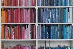 p131502-4 cikkszámú tapéta.Fotórealisztikus,különleges motívumos,retro,fehér,kék,pink-rózsaszín,türkiz,gyengén mosható,vlies poszter, fotótapéta