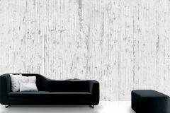 p131902-9 cikkszámú tapéta.3d hatású,fa hatású-fa mintás,fotórealisztikus,kőhatású-kőmintás,retro,szürke,gyengén mosható,vlies poszter, fotótapéta