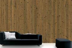 p132002-9 cikkszámú tapéta.3d hatású,fa hatású-fa mintás,fotórealisztikus,különleges motívumos,retro,barna,gyengén mosható,vlies poszter, fotótapéta