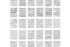p132101-4 cikkszámú tapéta.Feliratos-számos,fotórealisztikus,különleges motívumos,retro,fehér,fekete,gyengén mosható,vlies poszter, fotótapéta