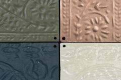 P191601-4 cikkszámú tapéta.3d hatású,fotórealisztikus,geometriai mintás,kockás,különleges motívumos,metál-fényes,retro,arany,barna,bronz,ezüst,gyengén mosható,vlies poszter, fotótapéta
