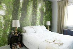 P111701-8 cikkszámú tapéta.Fa hatású-fa mintás,fotórealisztikus,gyerek,különleges motívumos,retro,tájkép,természeti mintás,barna,fehér,zöld,gyengén mosható,vlies poszter, fotótapéta