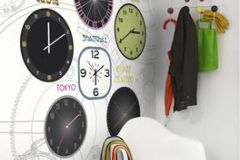 P112401-4 cikkszámú tapéta.Feliratos-számos,gyerek,fotórealisztikus,fehér,szürke,fekete,zöld,gyengén mosható,vlies poszter, fotótapéta
