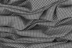 P140103-4 cikkszámú tapéta.3d hatású,fotórealisztikus,geometriai mintás,különleges motívumos,textilmintás,fehér,fekete,gyengén mosható,vlies poszter, fotótapéta