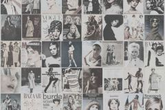P140601-4 cikkszámú tapéta.Emberek-sztárok,fotórealisztikus,gyerek,retro,bézs-drapp,fehér,fekete,gyengén mosható,vlies poszter, fotótapéta