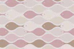 P122203-2 cikkszámú tapéta.Absztrakt,gyerek,konyha-fürdőszobai,különleges motívumos,természeti mintás,bézs-drapp,pink-rózsaszín,szürke,gyengén mosható,vlies poszter, fotótapéta