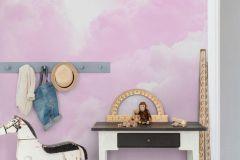 P280137-9 cikkszámú tapéta.3d hatású,fotórealisztikus,természeti mintás,fehér,pink-rózsaszín,lemosható,vlies poszter, fotótapéta