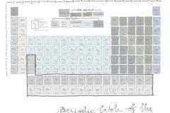 P182801-6 cikkszámú tapéta.Feliratos-számos,rajzolt,fehér,kék,szürke,gyengén mosható,vlies poszter, fotótapéta