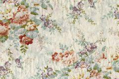 P162101-8 cikkszámú tapéta.Virágmintás,természeti mintás,fehér,szürke,kék,piros-bordó,sárga,zöld,gyengén mosható,vlies poszter, fotótapéta