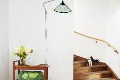 P162603-2 cikkszámú tapéta.Rajzolt,fehér,fekete,zöld,gyengén mosható,vlies poszter, fotótapéta