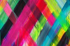 P162901-4 cikkszámú tapéta.Különleges motívumos,fekete,kék,piros-bordó,sárga,zöld,gyengén mosható,vlies poszter, fotótapéta