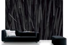 DM318-2 cikkszámú tapéta.Természeti mintás,fekete,szürke,gyengén mosható,vlies poszter, fotótapéta