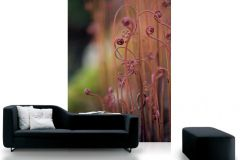 DM324-1 cikkszámú tapéta.Természeti mintás,fotórealisztikus,piros-bordó,zöld,gyengén mosható,vlies poszter, fotótapéta