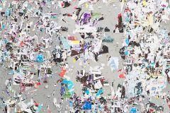 P201601-6 cikkszámú tapéta.Absztrakt,rajzolt,retro,fehér,fekete,kék,piros-bordó,gyengén mosható,vlies poszter, fotótapéta