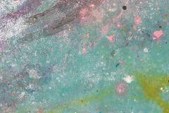 P201701-6 cikkszámú tapéta.Absztrakt,fotórealisztikus,geometriai mintás,gyerek,különleges motívumos,rajzolt,retro,bézs-drapp,fekete,pink-rózsaszín,sárga,türkiz,zöld,gyengén mosható,vlies poszter, fotótapéta