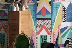 P270901-8 cikkszámú tapéta.Absztrakt,különleges felületű,különleges motívumos,fehér,fekete,kék,lila,narancs-terrakotta,pink-rózsaszín,piros-bordó,szürke,türkiz,zöld,lemosható,vlies poszter, fotótapéta