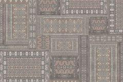 P271302-8 cikkszámú tapéta.Absztrakt,különleges felületű,különleges motívumos,pöttyös,barna,bézs-drapp,szürke,lemosható,vlies poszter, fotótapéta