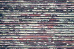 P251201-4 cikkszámú tapéta.Fémhatású - indusztriális,gyerek,különleges motívumos,retro,kék,piros-bordó,szürke,vlies poszter, fotótapéta