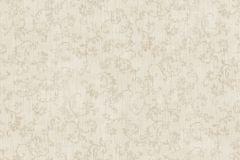 6730 cikkszámú tapéta.Barokk-klasszikus,különleges felületű,különleges motívumos,textil hatású,bézs-drapp,vajszín,súrolható,vlies tapéta