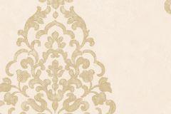 2112 cikkszámú tapéta.Barokk-klasszikus,barna,bézs-drapp,arany,gyengén mosható,vlies tapéta