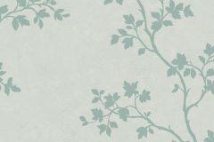 2126 cikkszámú tapéta.Természeti mintás,türkiz,zöld,gyengén mosható,vlies tapéta