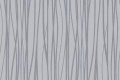 2177 cikkszámú tapéta.Csíkos,ezüst,gyöngyház,szürke,gyengén mosható,vlies tapéta