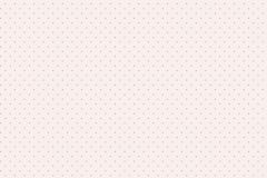 4162 cikkszámú tapéta.Pöttyös,bézs-drapp,pink-rózsaszín,súrolható,vlies tapéta