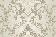 8805 cikkszámú tapéta.Barokk-klasszikus,barna,bézs-drapp,szürke,súrolható,vlies tapéta