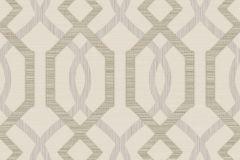 9040 cikkszámú tapéta.Geometriai mintás,absztrakt,barna,bézs-drapp,szürke,súrolható,vlies tapéta
