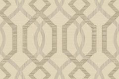 9045 cikkszámú tapéta.Absztrakt,geometriai mintás,barna,bézs-drapp,szürke,súrolható,vlies tapéta